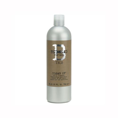 Tigi Bed Head Clean Up Daily Shampoo for Men 750ml