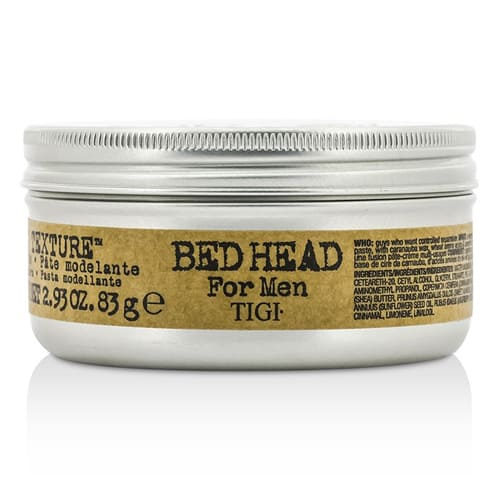 Tigi Bed Head Pure Texture Mens Hair Paste For Firm Hold 83g