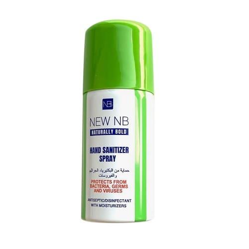 NB Hand Sanitiser Spray 120ml