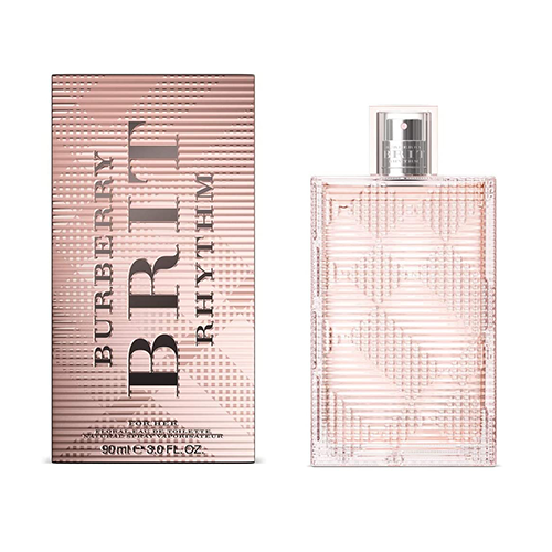 BURBERRY BRIT RHYTHM FOR HER 90ML EDT SPRAY