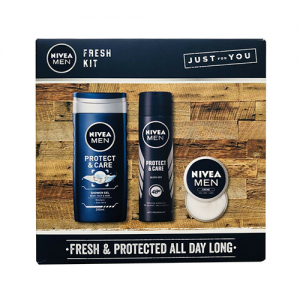 NIVEA MEN FRESH KIT SET 3PC