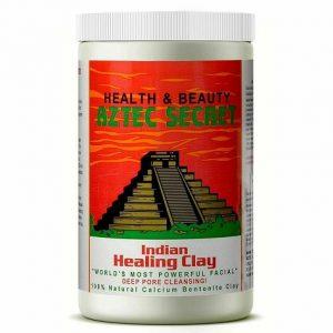 Aztec Secret Indian Healing Clay 100% Natural Calcium Bentonite Clay 2lb