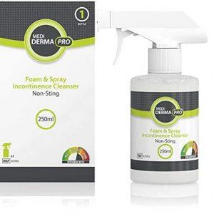 Medicareplus Medi Derma Pro Foam & Spray, 250 ml
