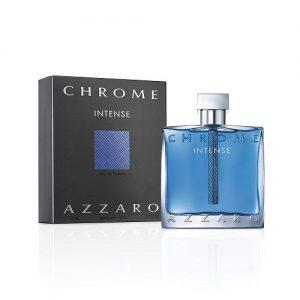 AZZARO CHROME INTENSE EDT SPRAY 100ML