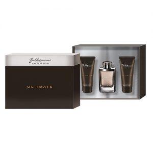 Baldessarini Ultimate Gift Set for Men 50ml EDT Spray, 2 x 50ml Shower Gels