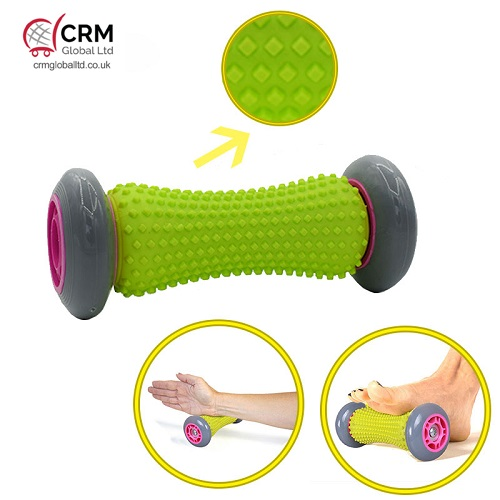 CRM-Foot-Massage-Roller-Muscle-Roller-Stick-Wrists-and-Forearms-Exercise-Roller-Massager