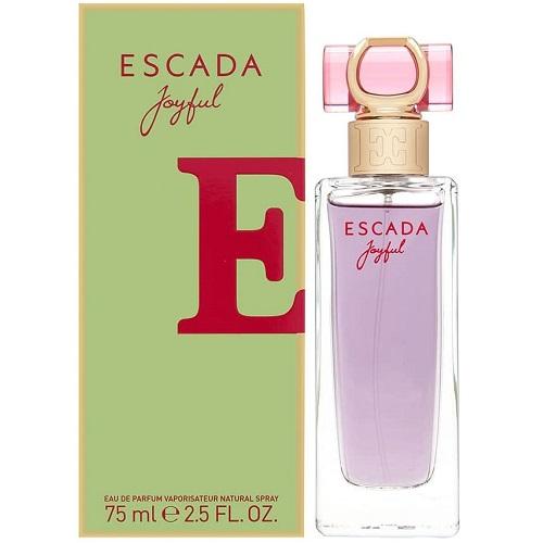 Escada Joyful Eau De Parfum for Women 75 ml