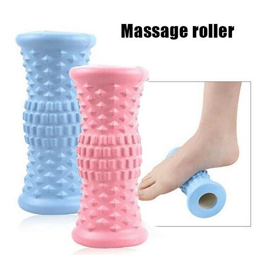 Foot Massage Roller, Hot or Cold Feet Massager, Plantar Faciitis Pain ReliTU