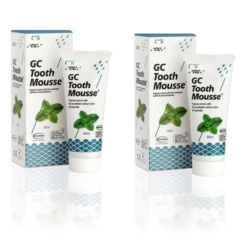2 XGC Tooth Mousse Mint 40g