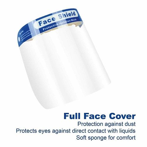 Face Shield Full Face Visor 2