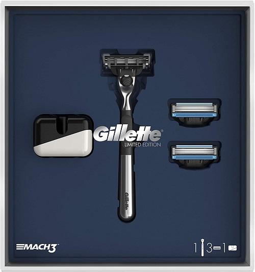 GILLETTE MACH3 LIMITED EDITION GIFT SET