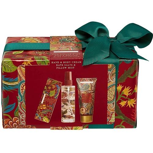 Heathcote & Ivory Wild Wonder & Joy Bath & Bedtime Bliss Collection Present Gift Box 1