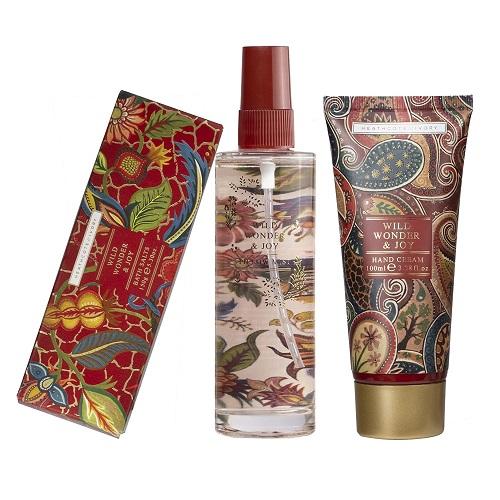 Heathcote & Ivory Wild Wonder & Joy Bath & Bedtime Bliss Collection Present Gift Box 2
