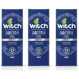 WITCH DOCTOR SKIN SOOTHING GEL 35ML pack 3
