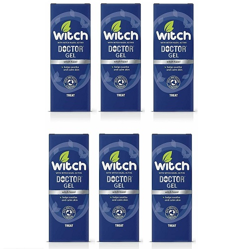 WITCH DOCTOR SKIN SOOTHING GEL 35ML pack 6